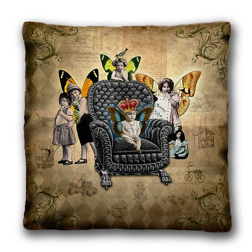 Cushion Cover - The Story Teller