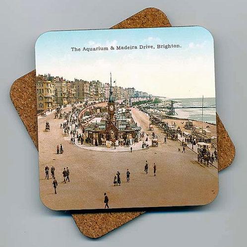 CB7: Coaster Aquarium & Madeira Drive Brighton