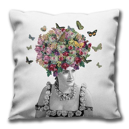 Cushion - Butterfly Hair