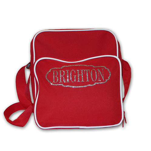 Brighton Retro Day Bag