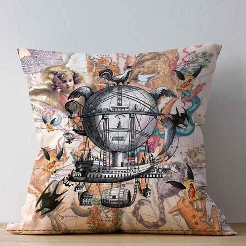 Cushion Cover - Guardian Angel