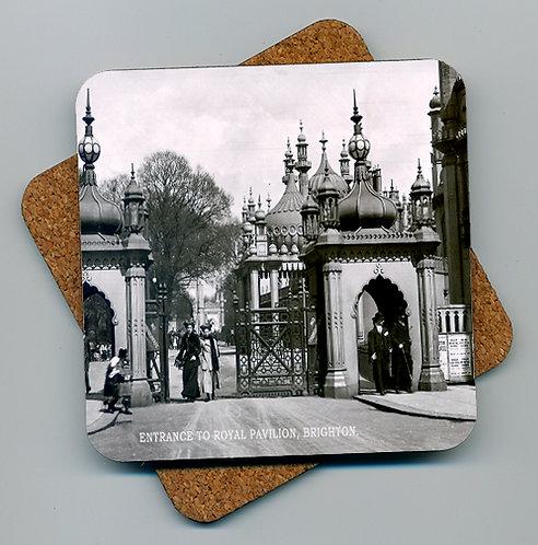 CB9: Coaster Entrance to Brighton Pavillion