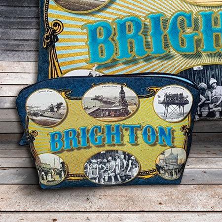ZIPPED BAG - Brighton Ad