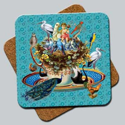 C6: Coaster, Teacup Nest