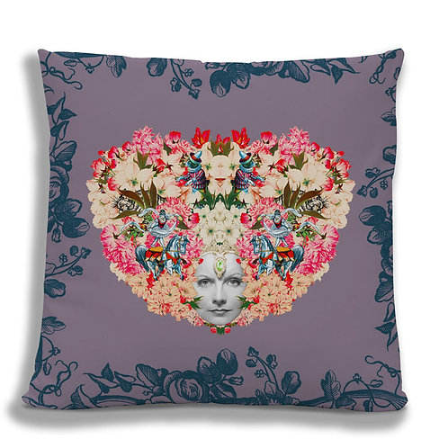 Cushion Cover - Circus Hair