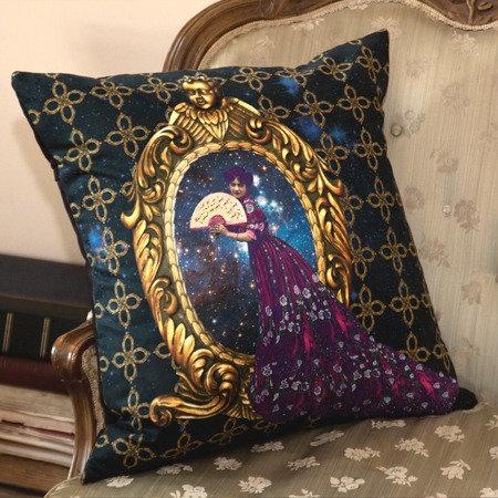 Cushion cover - Hidden Mirror