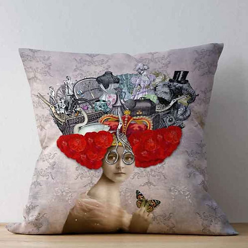 Cushion Cover - Things On My Mind