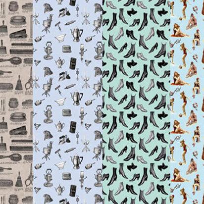 Mini Sample pack of 6 designs