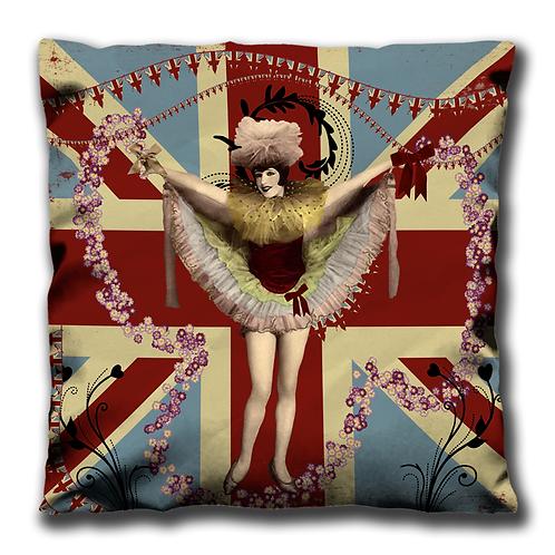 Cushion - Show Girl Flags