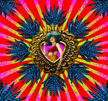 """Card SV23 """"Golden Heart"""""""