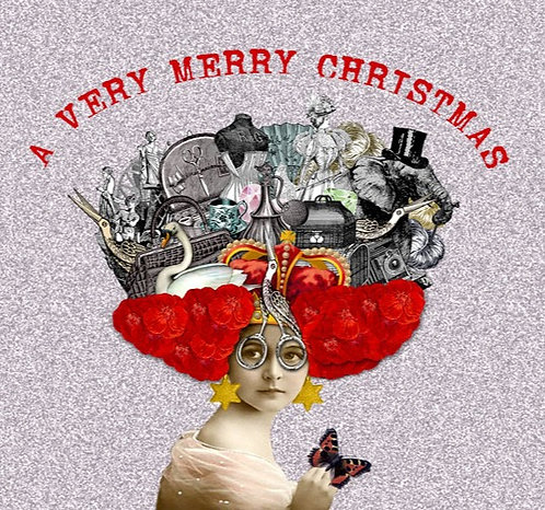 CHRISTMAS GREETINGS CARD SVC 01a