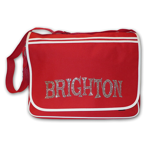 Brighton Retro Messenger Bag