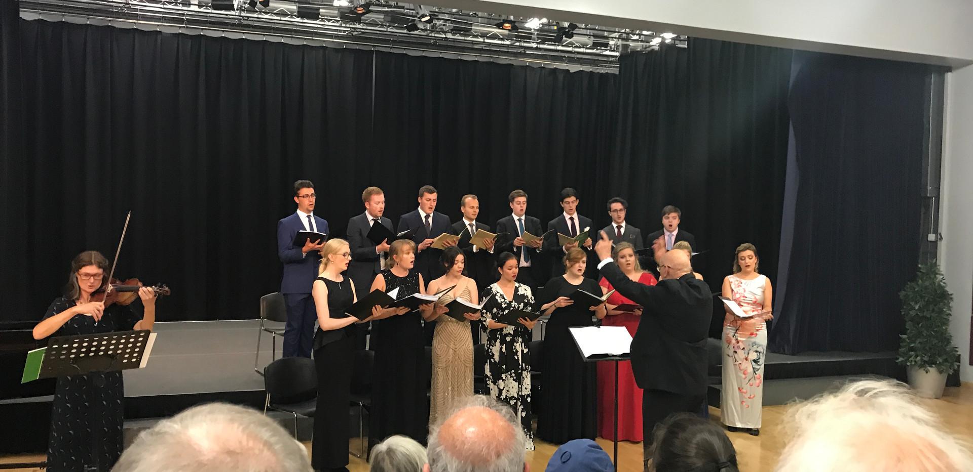 Opera Concert - Puccini - 2018