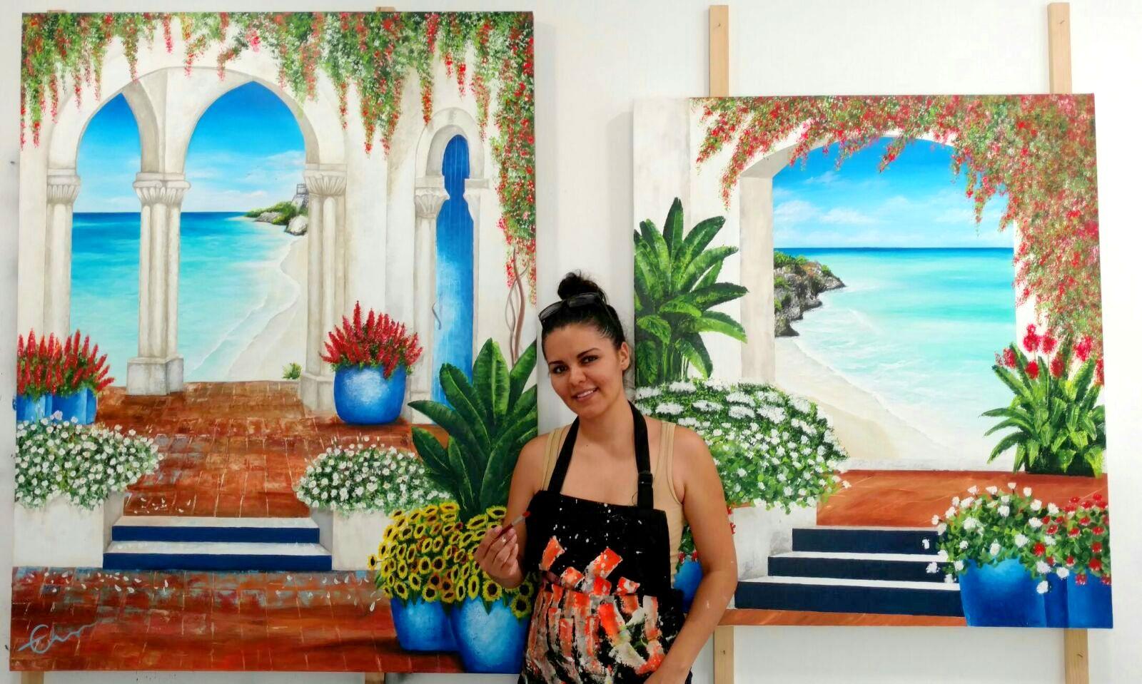 Pedido especial jardín del Caribe