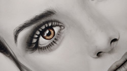 Mirada hermosa by Edith Martinez