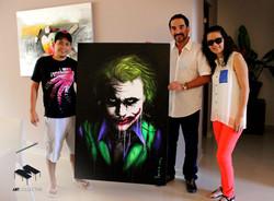 Entregando Joker by Luis MarLo