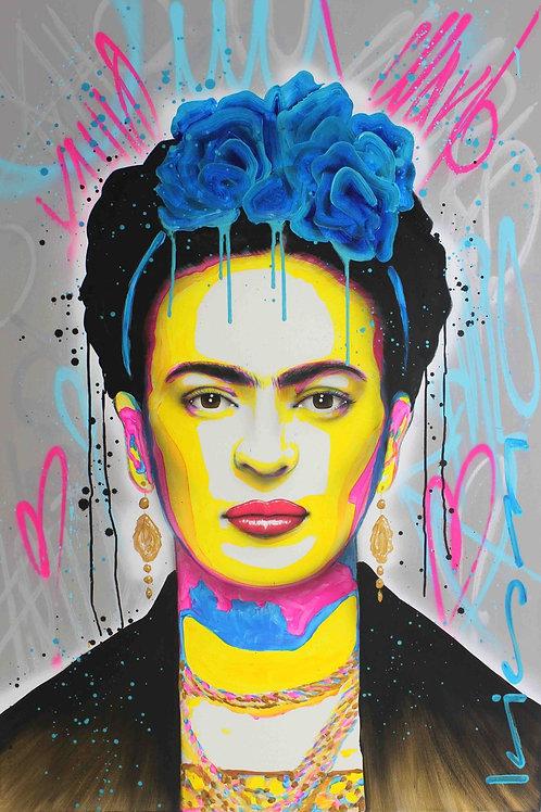 Frida Graffiti