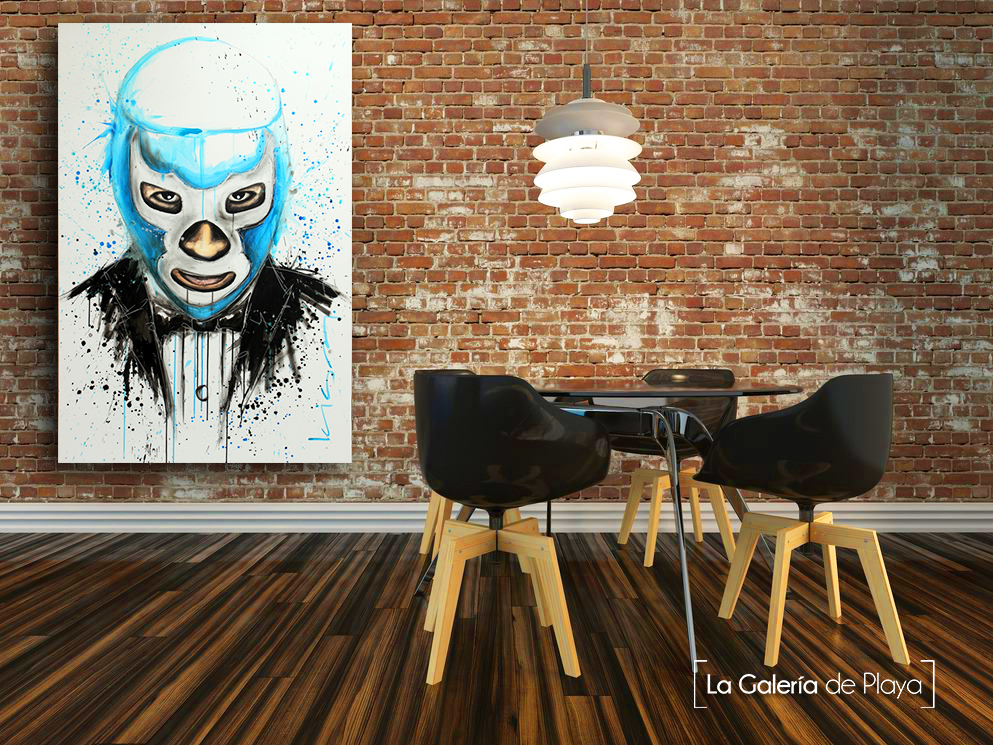 Blue Demon by Luis MarLo