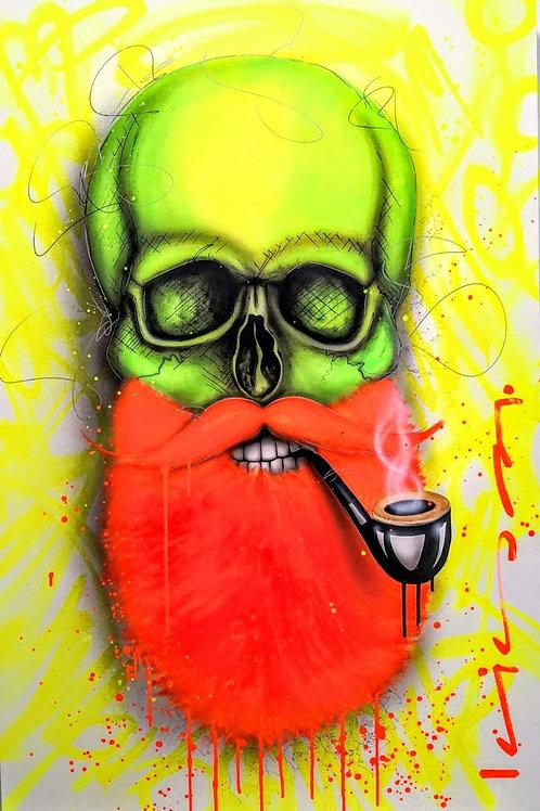 Barbas de naranja
