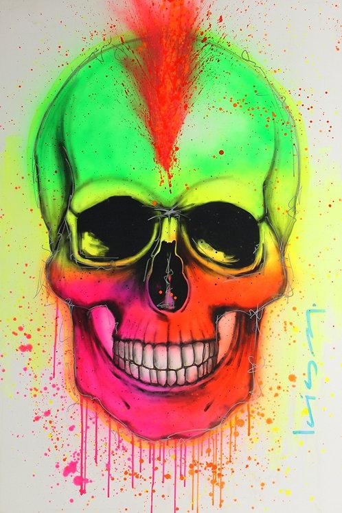 Skull Fluor