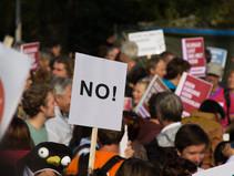 Genève - Rassemblement pour le maintien des la CCT et des mécanismes salariaux le 15.09.2021