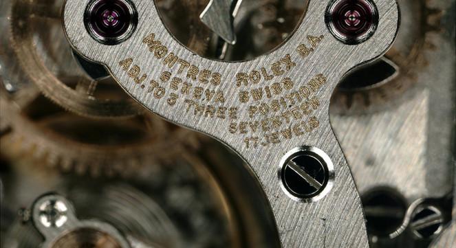Rolex Pont Chrono