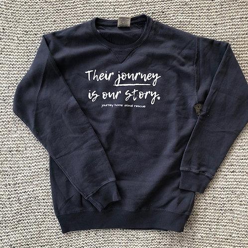 Their Journey - Crew Sweatshirt