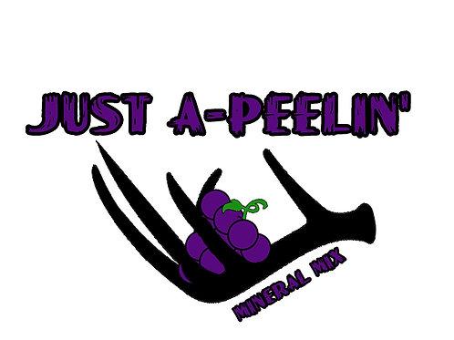 Just a-Peelin' Grape Mineral Mix