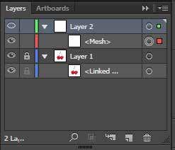 Layers Palette Options Free Adobe Illustrator Tutorial