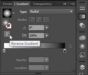 Gradient Options Palette Free Adobe Illustrator Tutorial