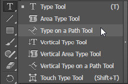 Type on a path tool Free Adobe Illustrator Tutorial