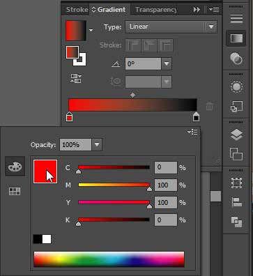 Gradient Palette Colour