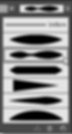 Stroke Width Profiles Tool Bar Adobe Illustrator