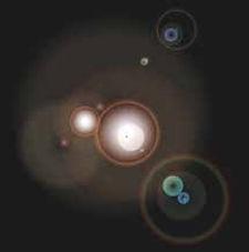 Lens Flare Illustrator