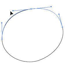 Closed Circular Path Adobe Illustrator Pen Tool