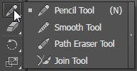 Illustrator Pencil Tool