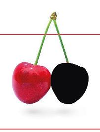 Cherries with gradient mesh beginning