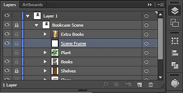 Layers Palette Lock Layer Free Adobe Illustrator Tutorial