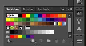 Pattern Brush Swatch Palette Adobe Illustrator Free Tutorial