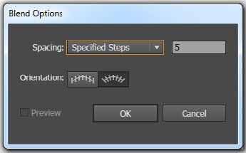 Blend Options Free Adobe Illustrator Tutorial