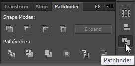 Pathfinder Palette Adobe Illustrator Free Tutorial