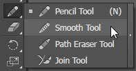 Smooth Tool Adobe Illustrator
