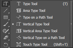 Vertical type tool Free Adobe Illustrator Tutorial