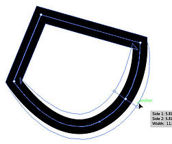 The Width Tool Stroke Adjustment Adobe Illustrator