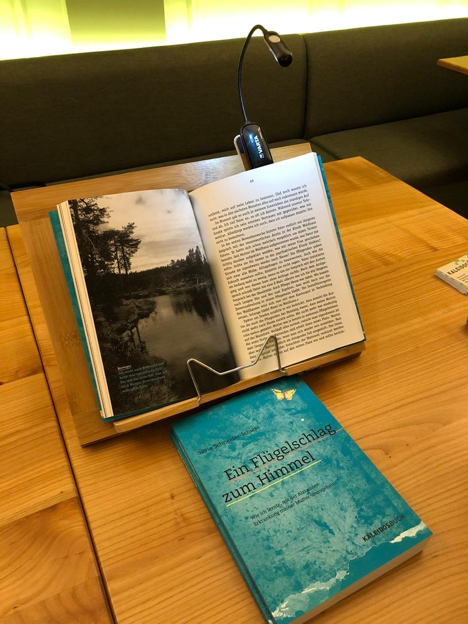 Lesung Henning Herzog vom 8.11.19