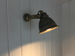 Traditional light fittings