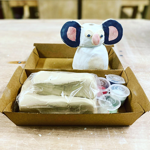 MAKE AT HOME KOALA KIT