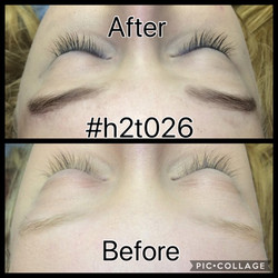 LASH & BROW TINT By Mary