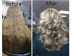 Before and After by Crystal