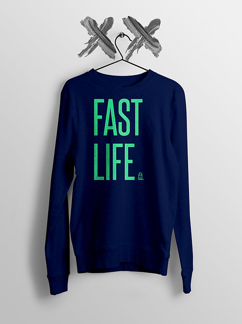 Fast Life Sweater
